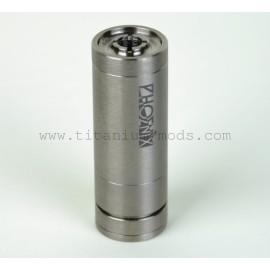 «PHOENIX» 18350 [FULL titanium]