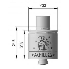 «ACHILLES mini» RDA  PRE-ORDER