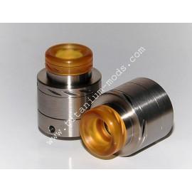 «ACHILLES III» + squonk pin RDA  [FULL titanium]